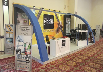 IAP Exhibition (Institute of Architect Pakistan) Faletties Hotel Lahore May 2014